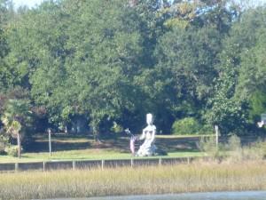 Buddah sculpture